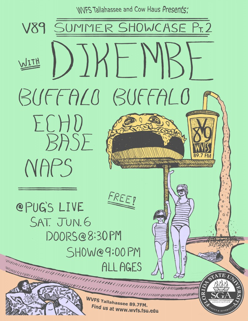 Dikembe Flyer Color